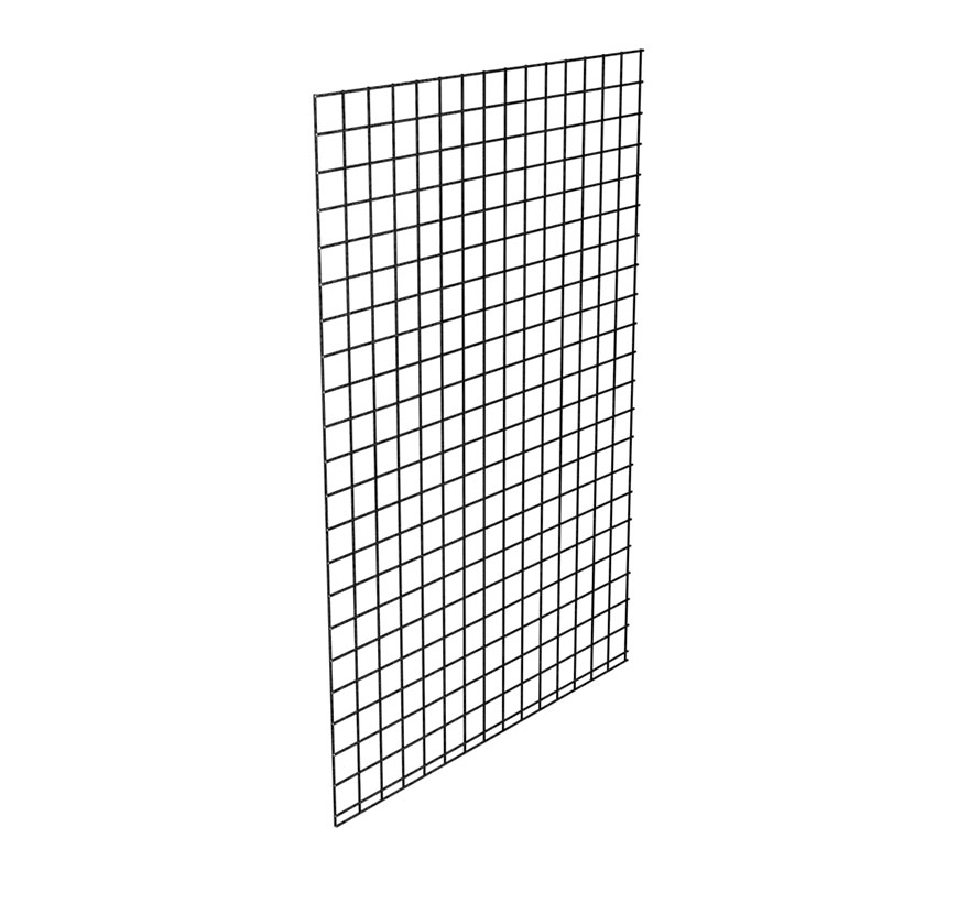 Boutique Wire Grid Back