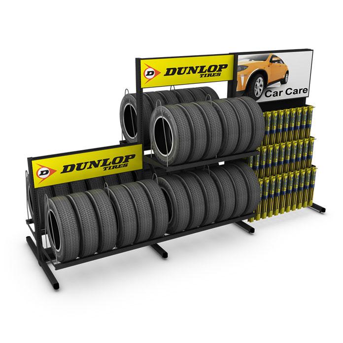 Automotive Tire Display