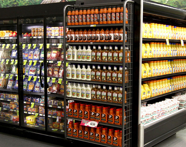 Grocery Store Shelving and Fixtures | Lozier