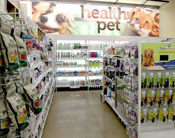 Pet Store Fixtures | Lozier
