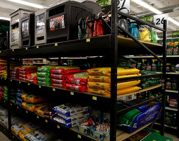 Hardware Store Displays And Shelving Lozier