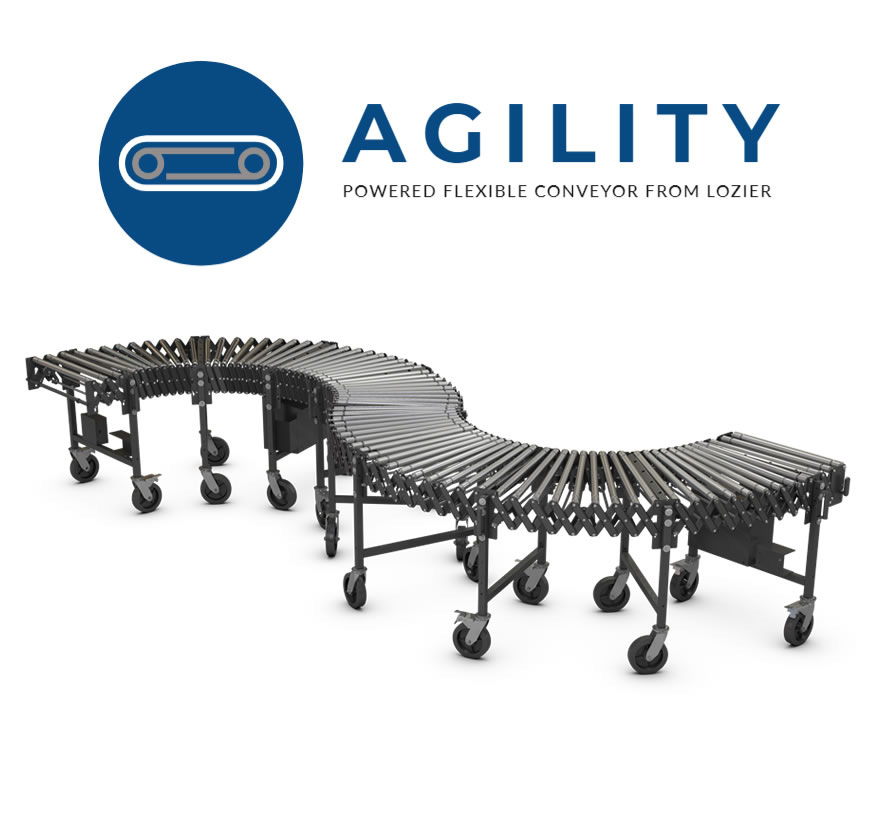 Agility Powered Flexibility Conveyor