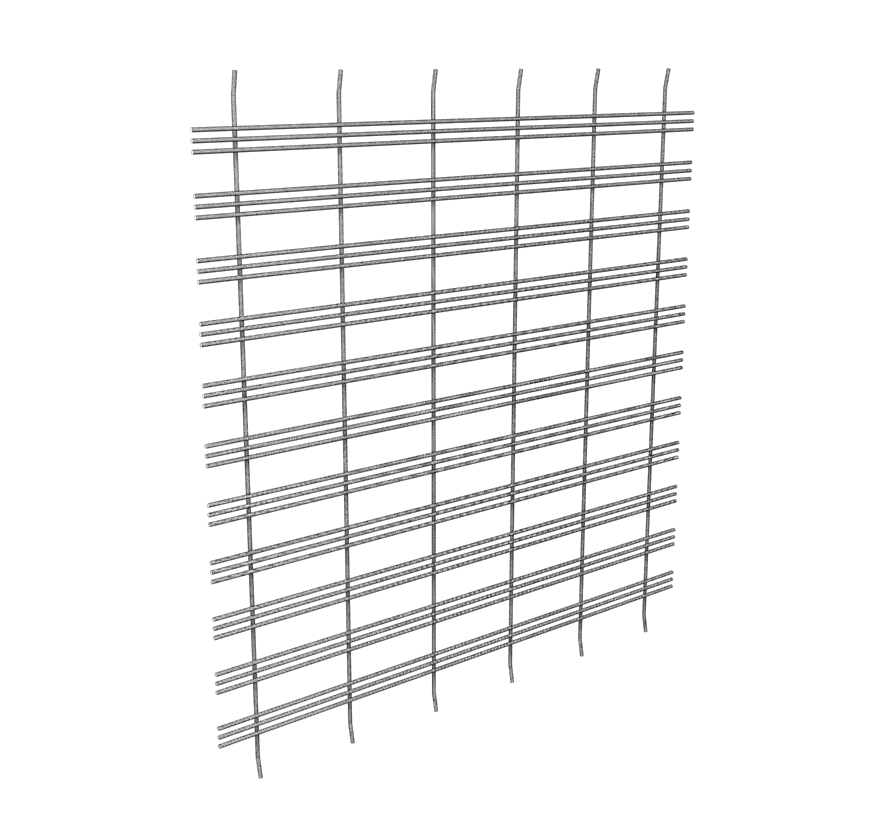 Checkout Queuing Shelving Multi Grid Backs Lozier