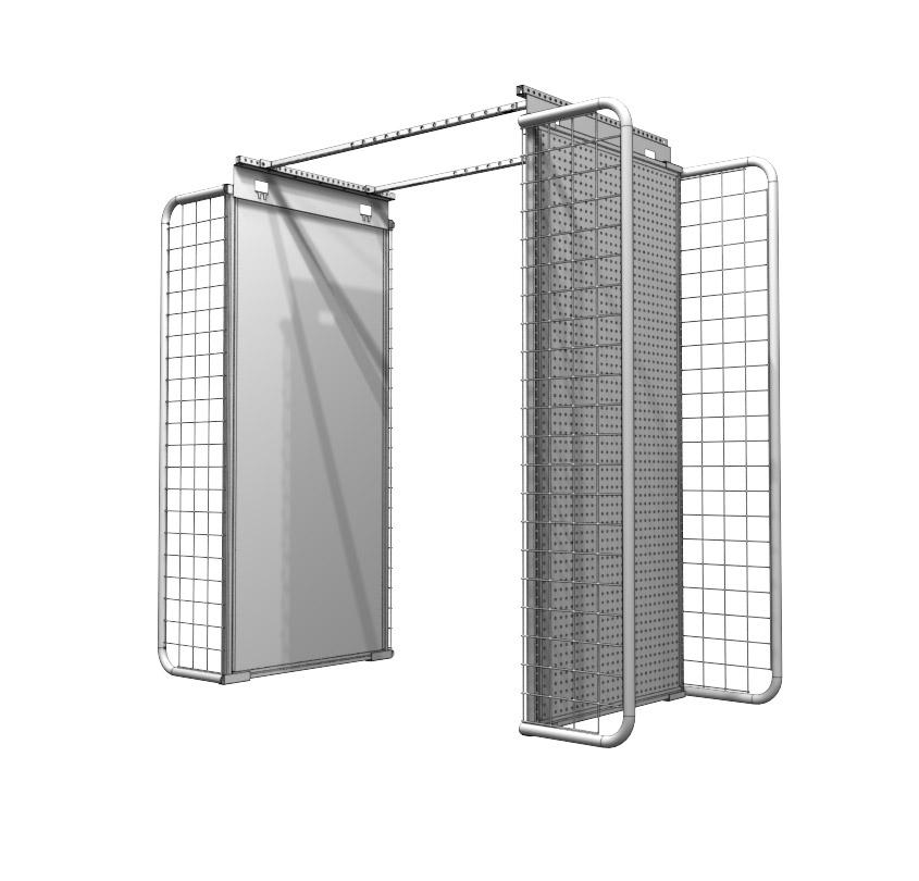 Cooler Panel Unit