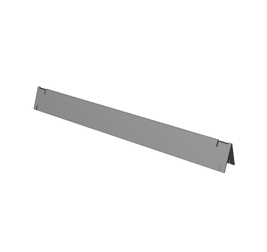Bulk Merchandiser Shelf/Deck Supports