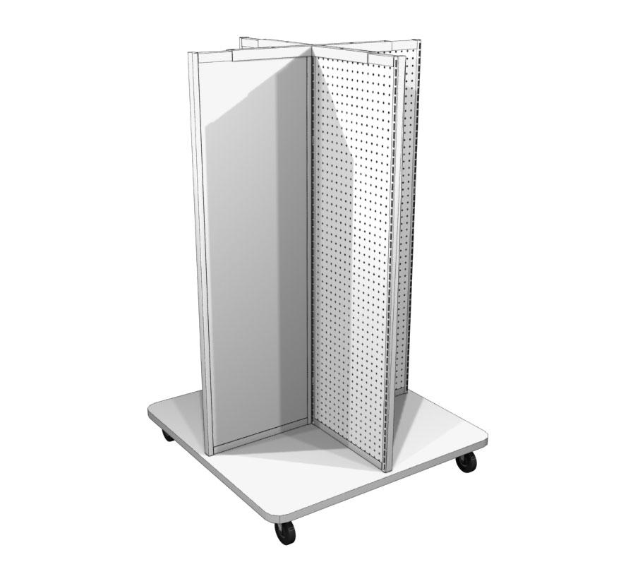Freestanding Displays Archives - Lozier