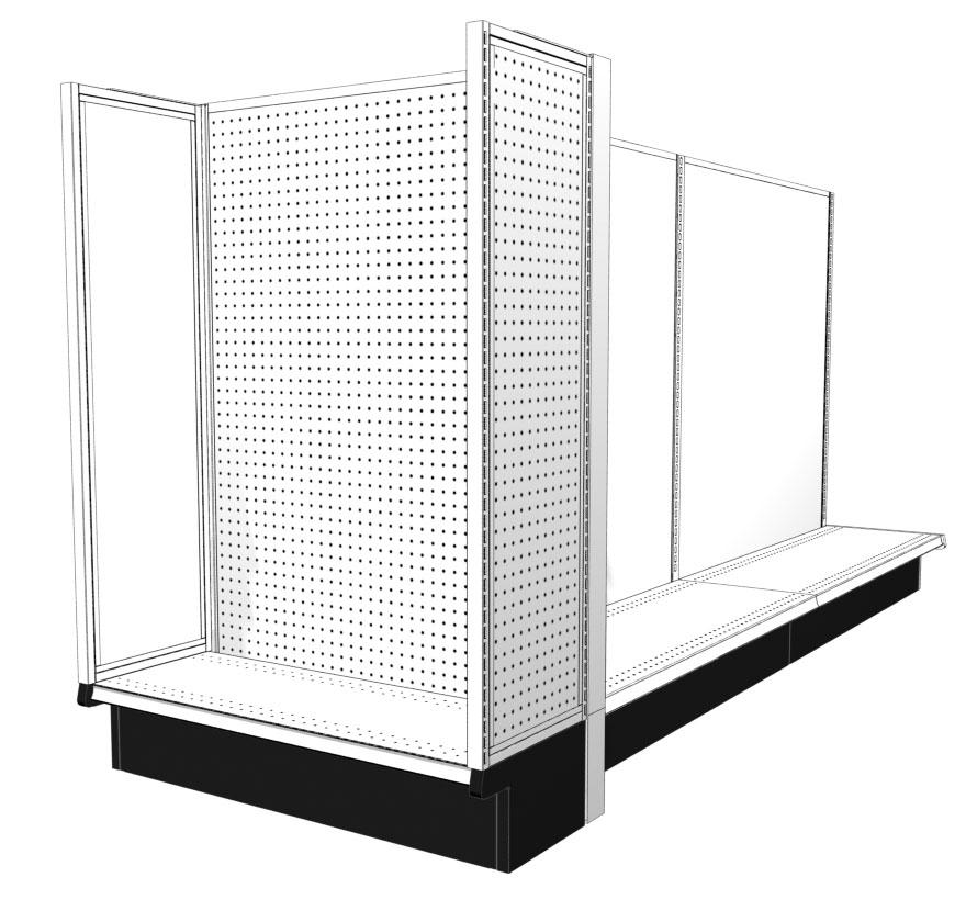 Flush Accessory Panel