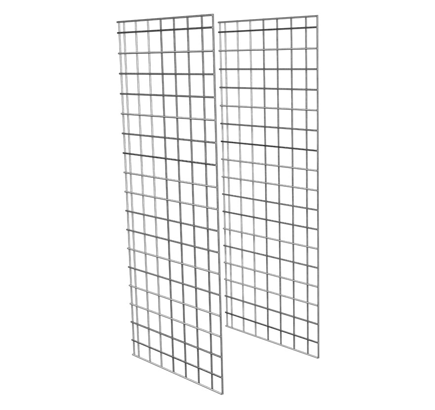 Wire Grid End Panels - Lozier