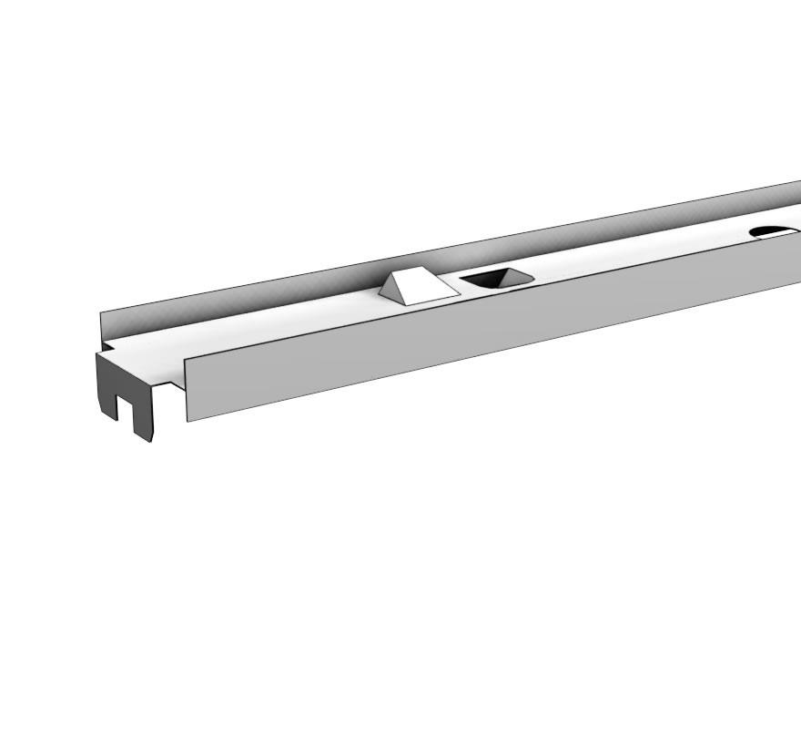 Splicer Rail