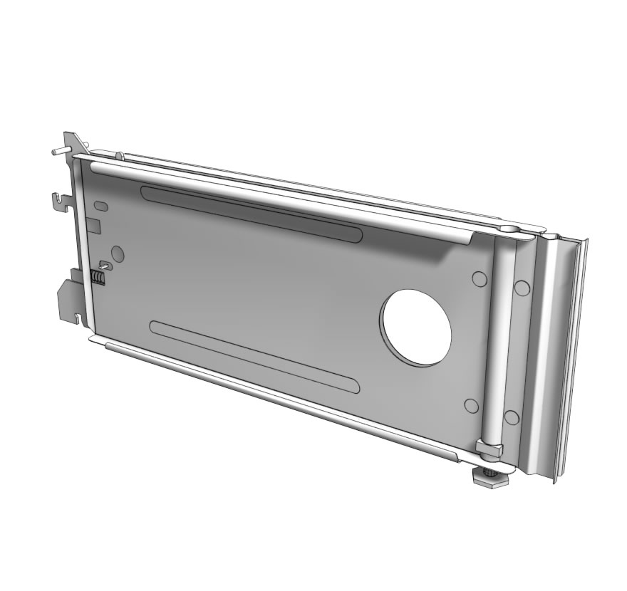 Spring Locking Base Bracket