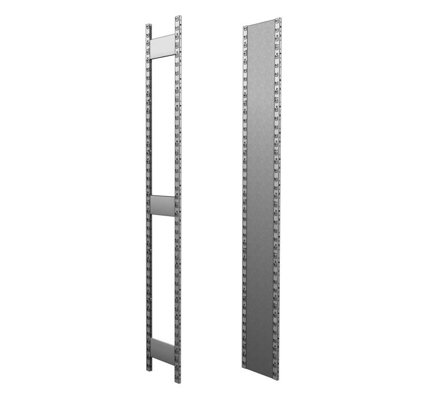 Industrial Shelving S-Series Assembled Uprite Lozier