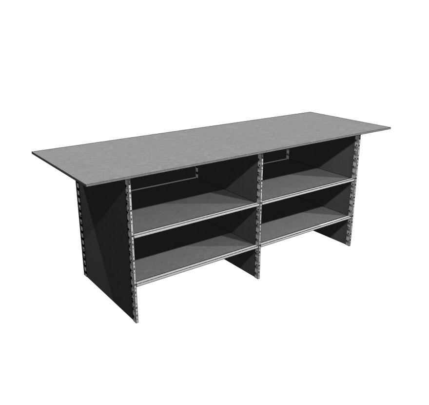 S-Series Storage Marking Bench