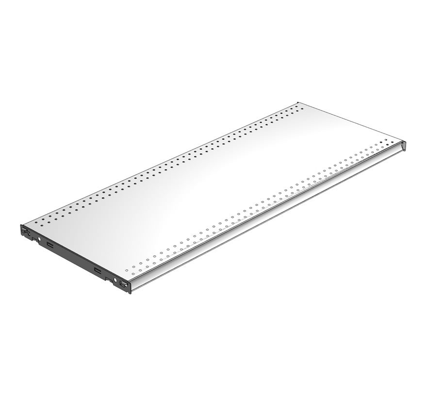 Industrial Shelving Steel Storage Shelf Lozier