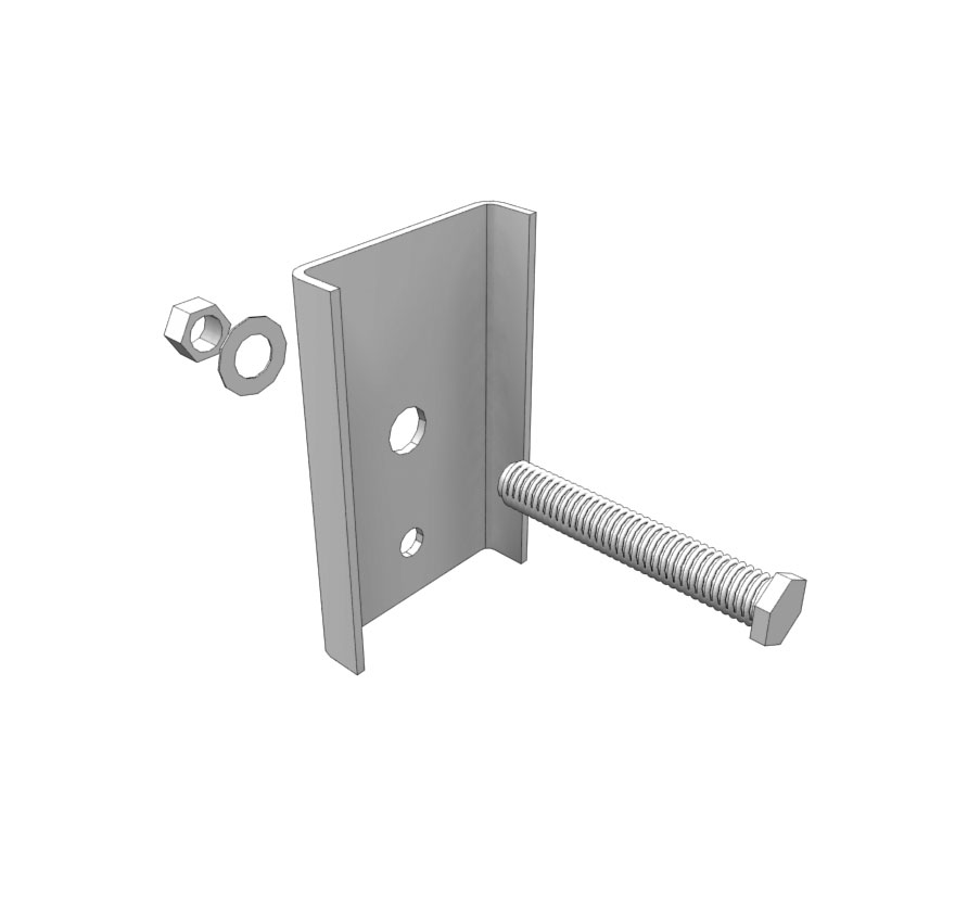 Widespan Beam Locking Hardware