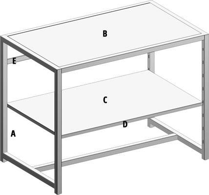 Nesting-Table-Chart