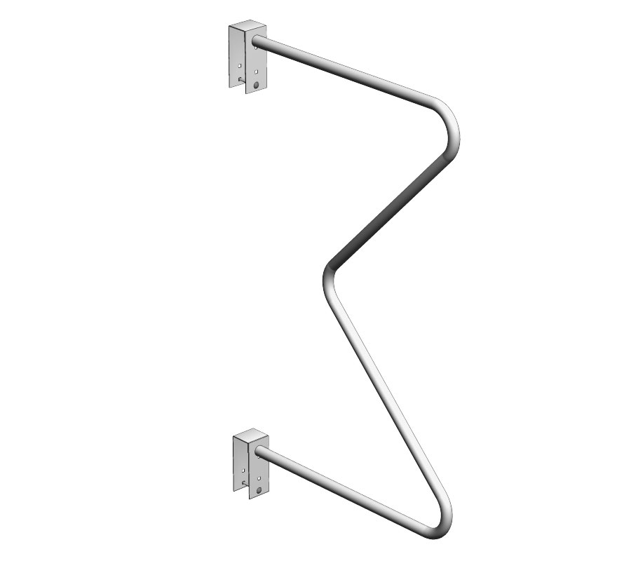 Pallet Rack Vertical M Divider