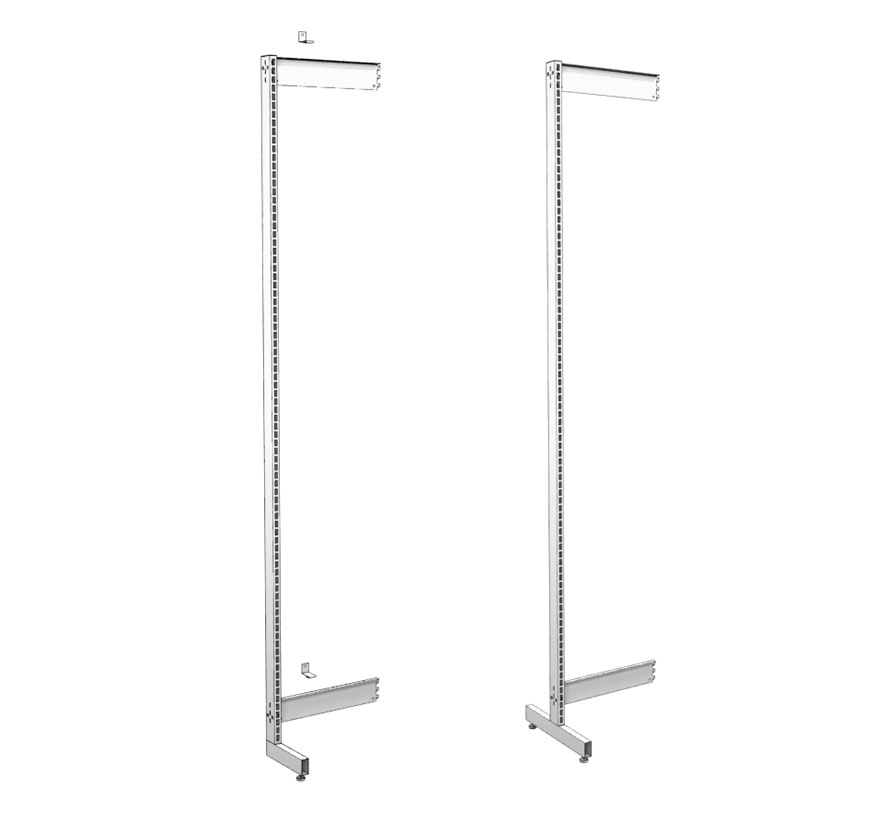 Pharmacy Shelving Flex Rx Sections Lozier