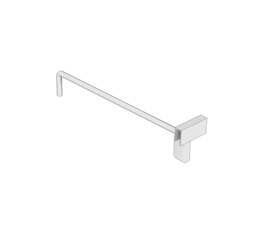 Pharmacy Shelving Flex Rx Wire Divider Lozier