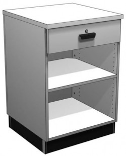 Retail Display Cases Bay Option B Lozier