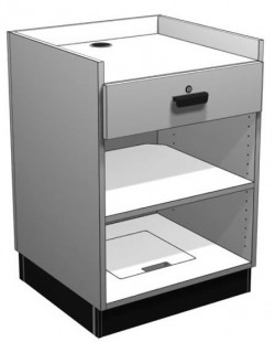 Retail Display Cases Bay Option E Lozier