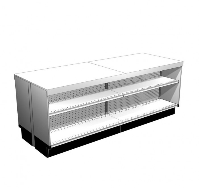 Retail Display Cases Service and Display Counter Lozier