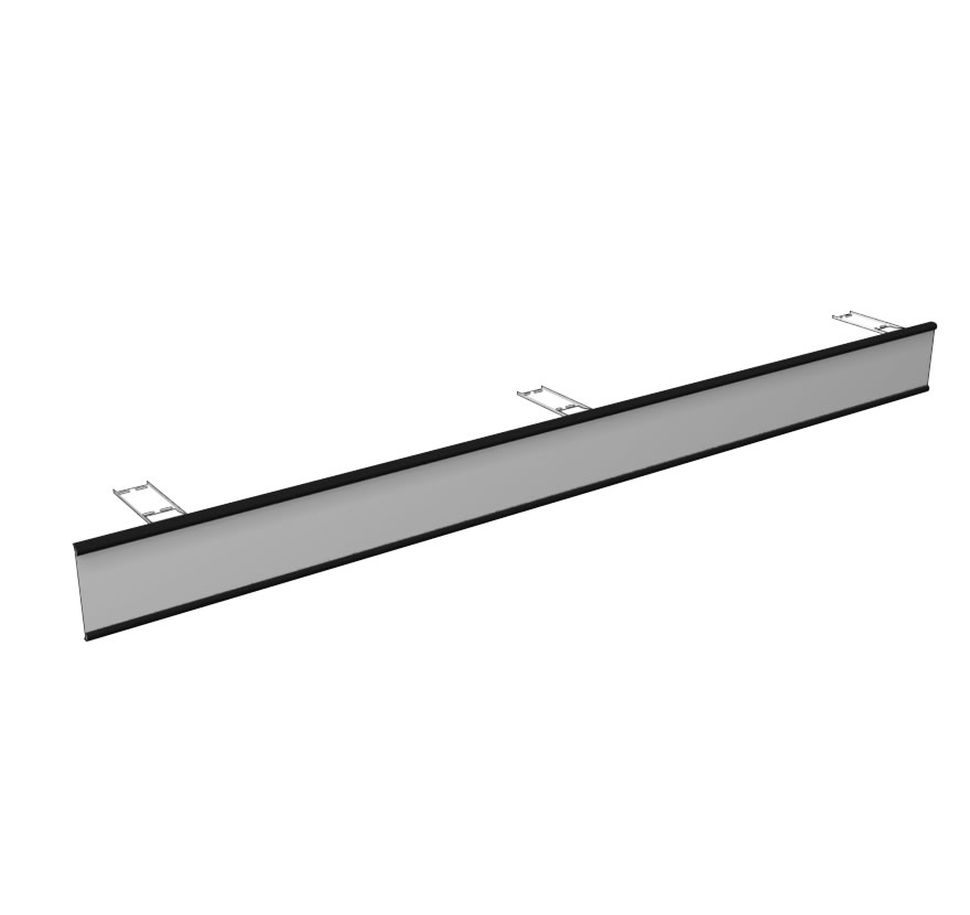Retail Shelving Accessories Contoured Frame Canopy Lozier  sc 1 st  Lozier & Contoured Frame Canopy System - Lozier