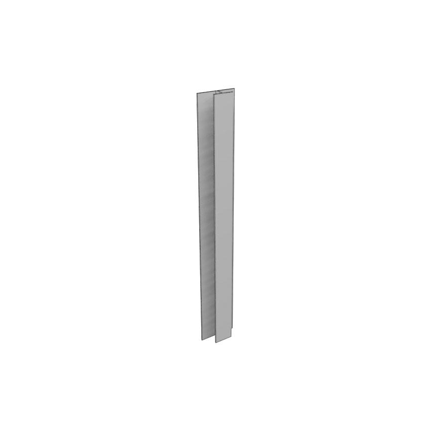 Contoured Frame Canopy Splicer