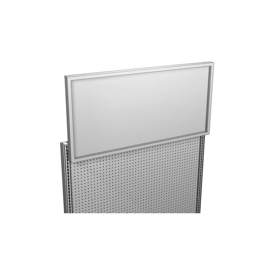 Retail Shelving Accessories Display Frame Gallery Lozier