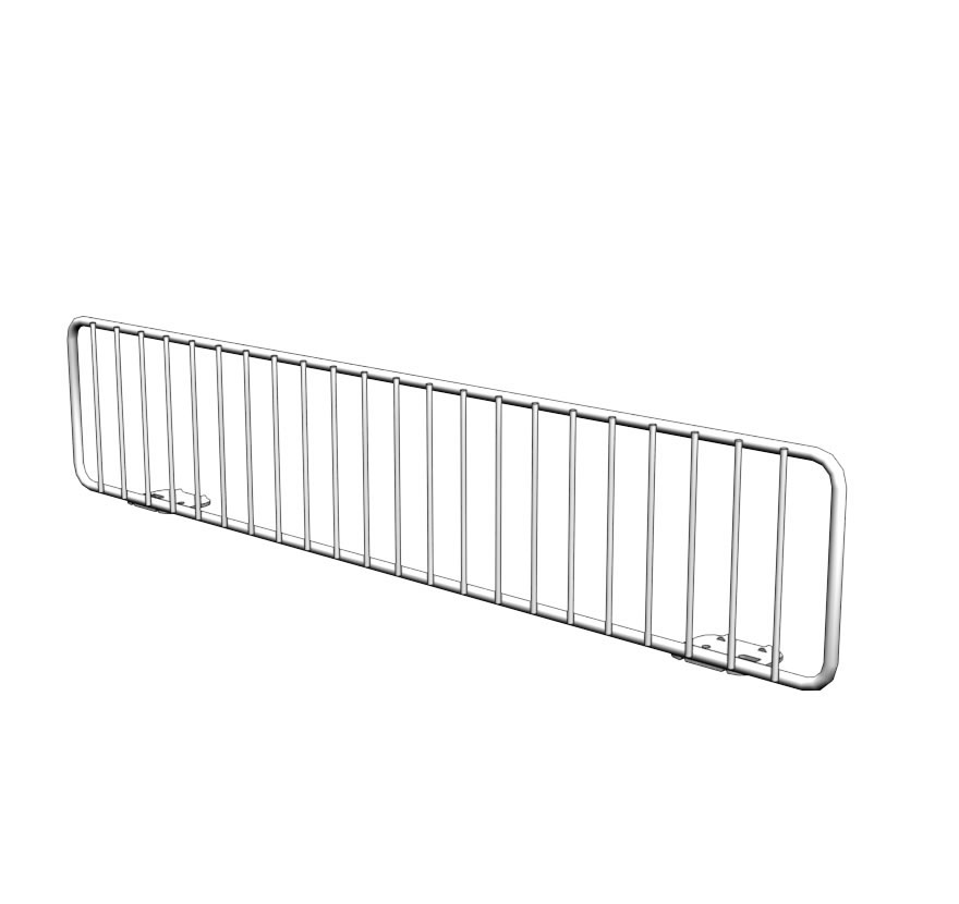 Freestanding Wire Dividers