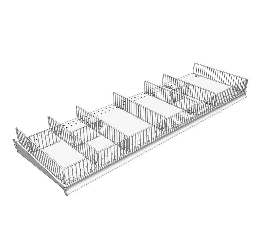 Freestanding Wire