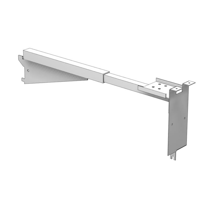 Metal Canopy Adjustable Brackets
