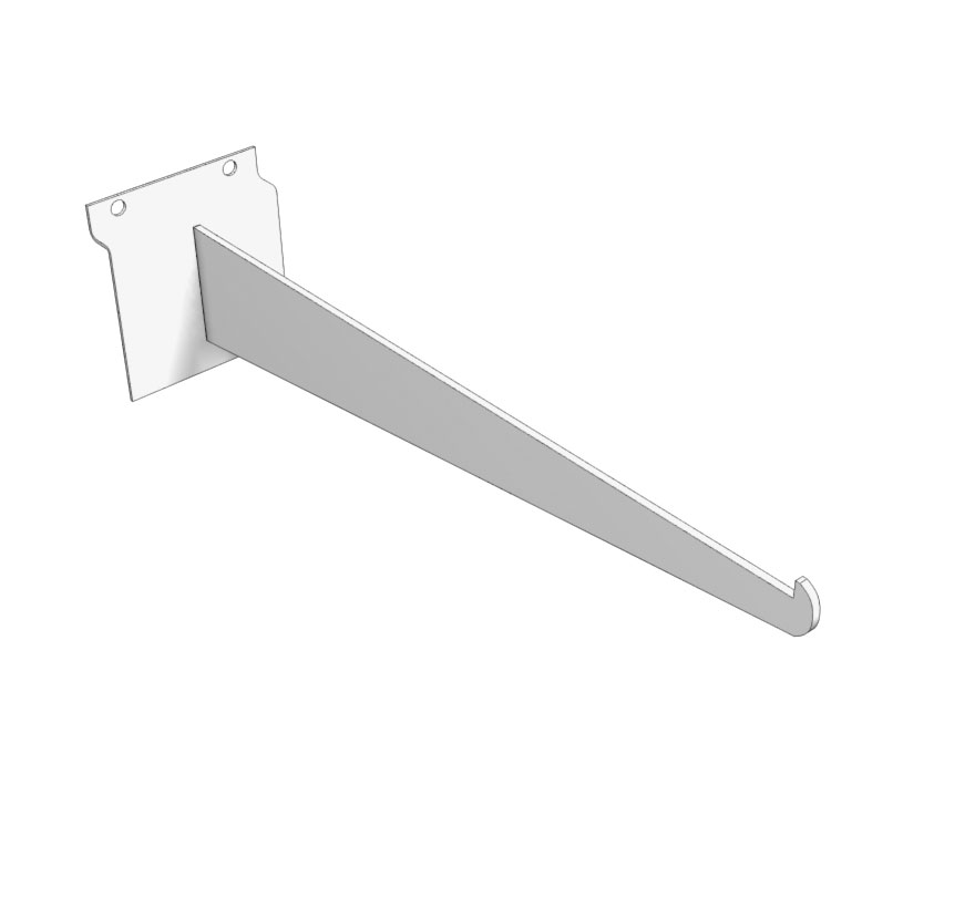 Slotwall Shelf Bracket