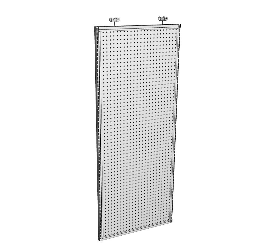 Heavy Duty Sliding Panel
