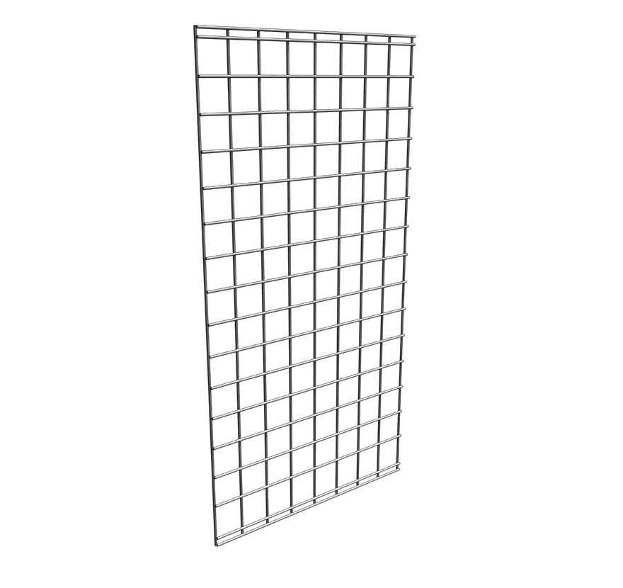 Retail Shelving Accessories Wiregrid Panels Lozier
