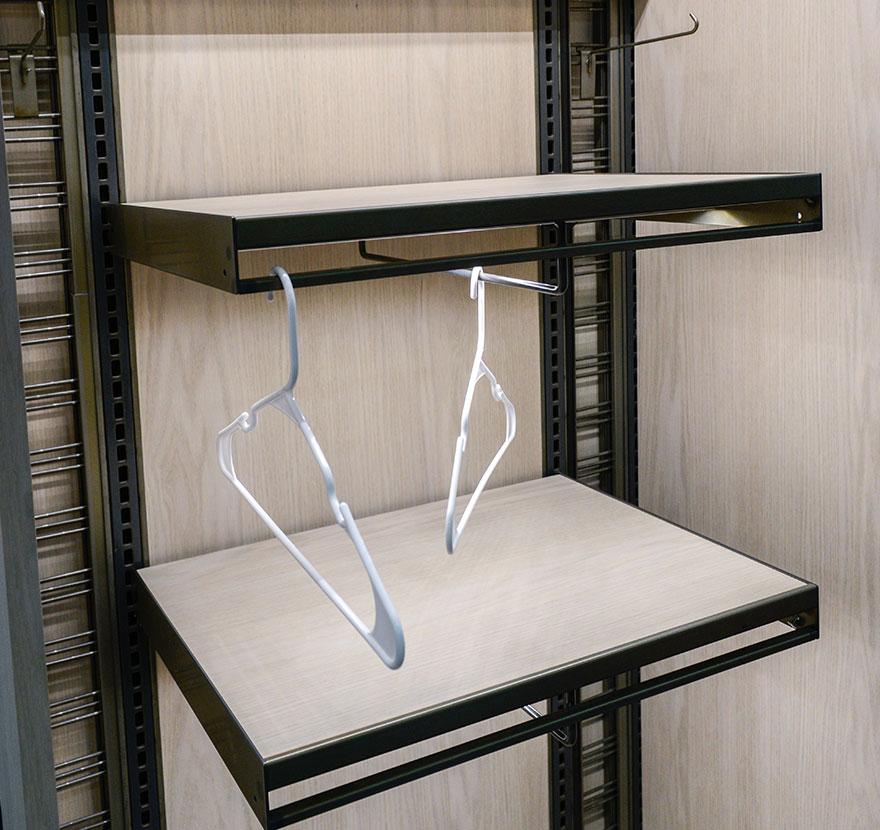 Retail Shelving Apparel-Shelf-2 Lozier
