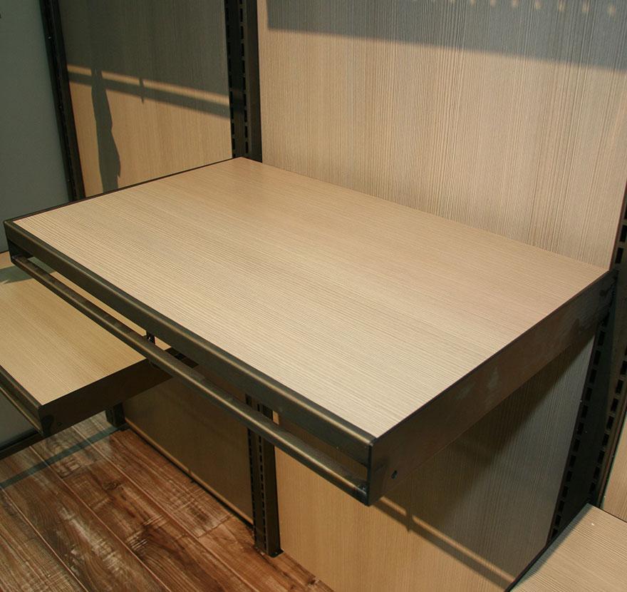 Retail Shelving Apparel-Shelf gallery Lozier