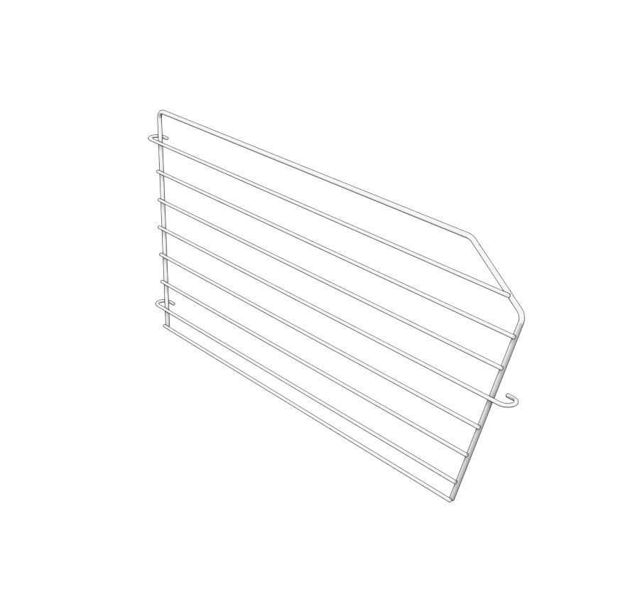 Continuous Wire Basket Dividers