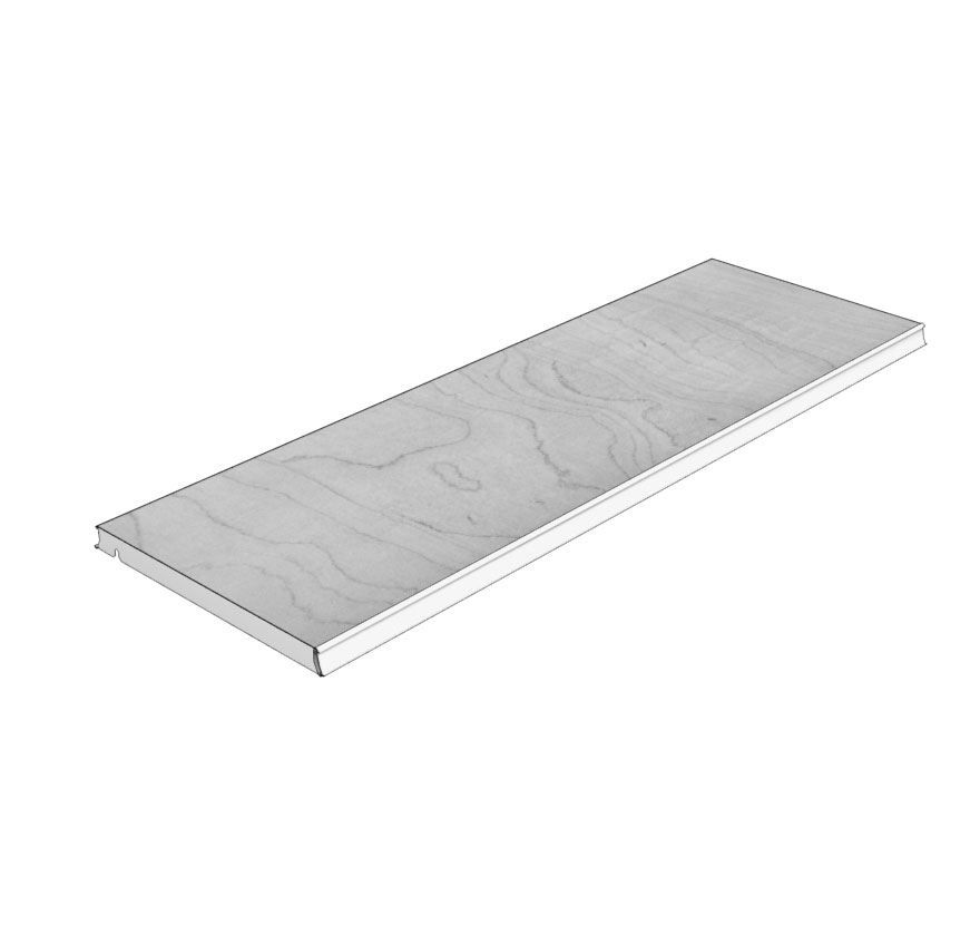Retail Shelving Covered Decks Lozier