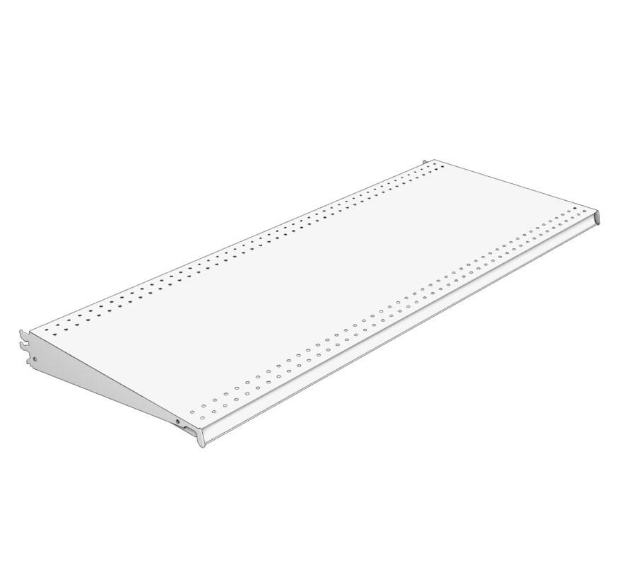 DL Shelf Lozier Retail Shelving