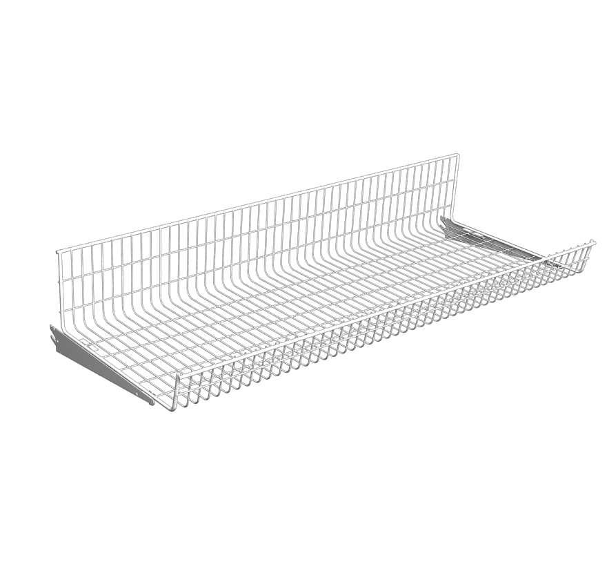 Retail Shelving Endless-Wire-Basket1 Lozier