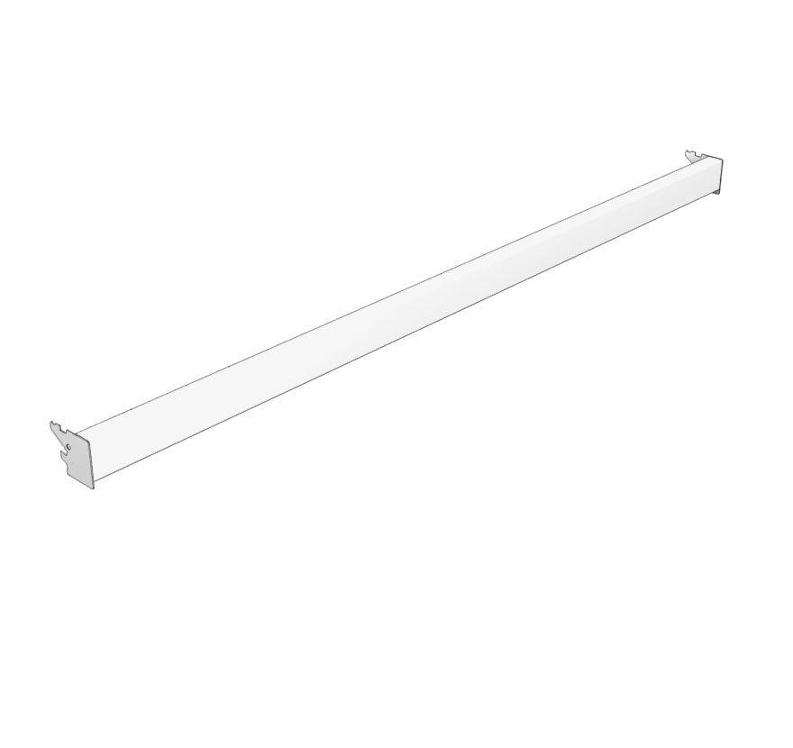 Retail Shelving Feature-Shelf-Bar Lozier