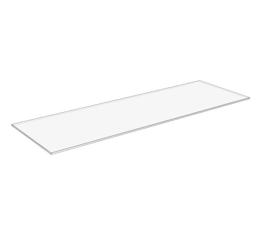 Glass Shelf Top