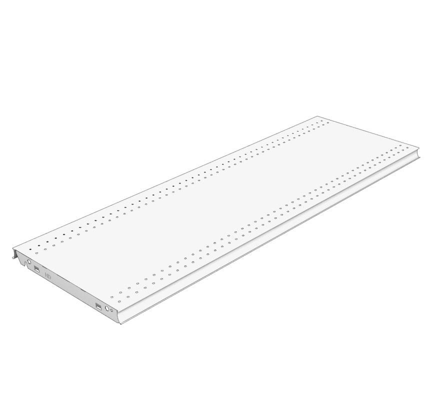 HDSD Deck Lozier Retail Shelving