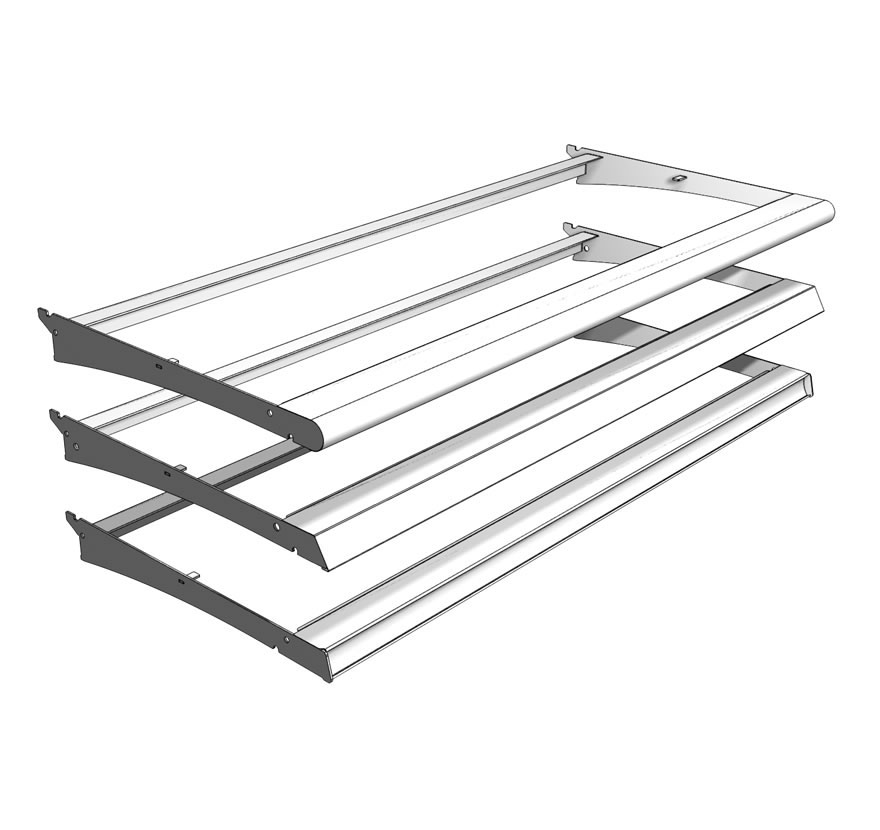 Shelf Frame