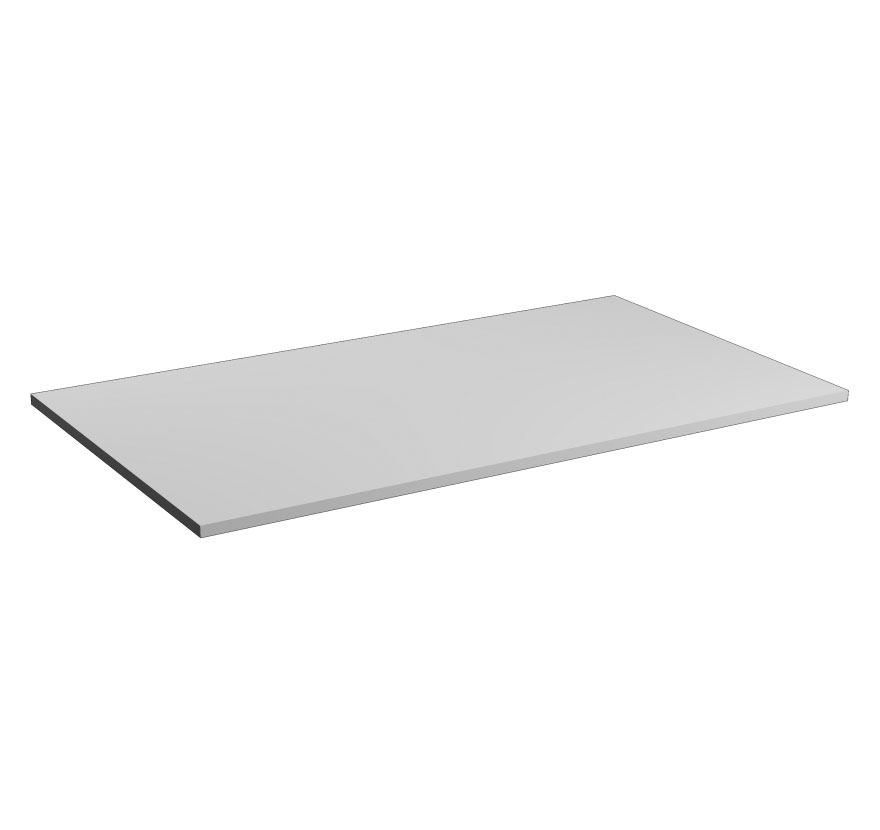 Tubular Table Top Shelf