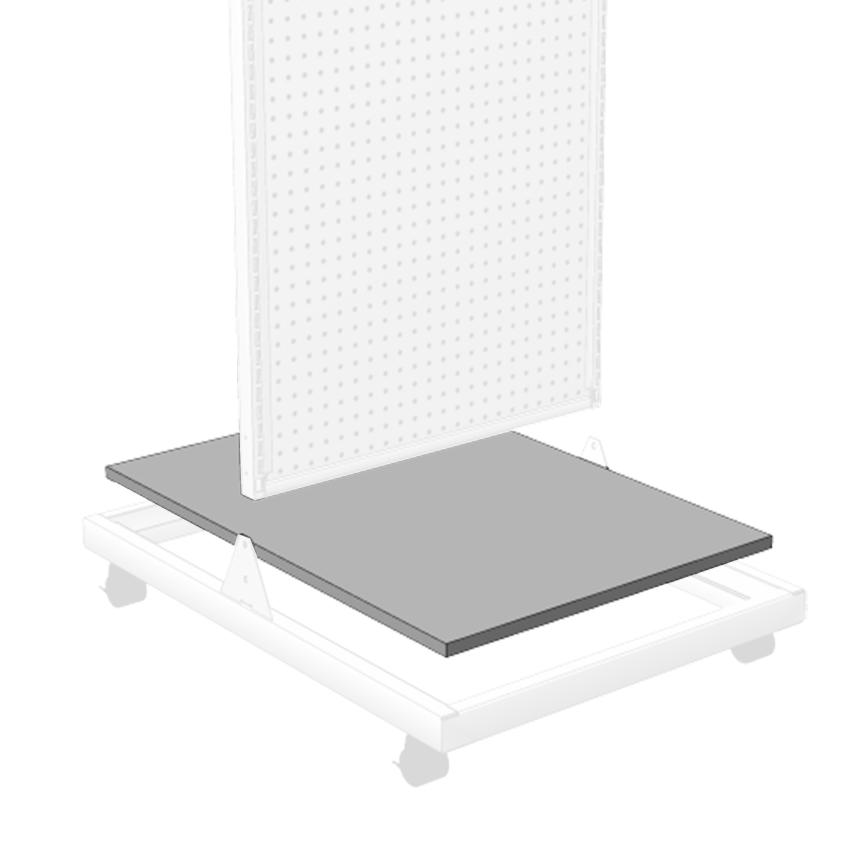 Two-Way Merchandiser ― Frame Insert