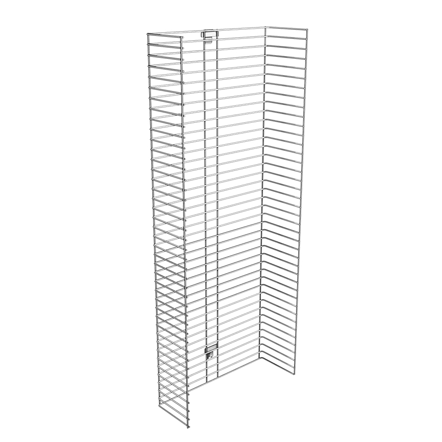 Two-Way Merchandiser―Wire Wing Panel